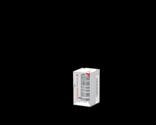 Abbildung CLEANSORB Abgasreinigung, Produkt für Schadgasbeseitigung